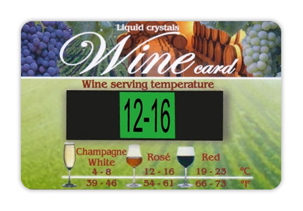 Promotional Gadgets For Wine And Wineries Bu yazımızda sizlere abd yapımı yeni nesil portatif (taşınabilir). temperature gauge gadget for wine